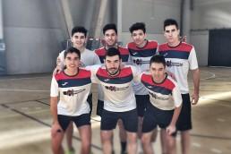 Campeonato trofeo rector, UMH san juan